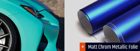 Perlmutt Weiß Glanz Folie Blau Effekt Auto Folie 15 x 1.52 meter Luftkanäle