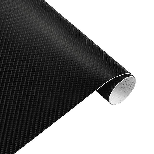 4d carbon silber auto folie blasenfrei verklebung mit. Black Bedroom Furniture Sets. Home Design Ideas