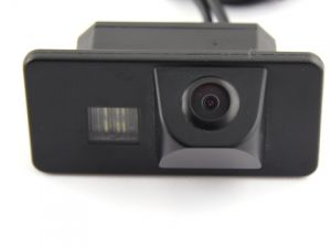 BMW 3 Series Specialised Vehicle Rear View Color Camera